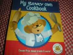 A B C Cooking with Zoe: Build a Bear cookbook for kids