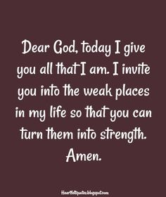 Heartfelt Love And Life Quotes: 10 prayers for strength during difficult times. Prayer Quotes For Strength, Prayer Scriptures, Bible Prayers, Faith Prayer, God Prayer, Power Of Prayer, Quotes About Strength, Faith Quotes, Life Quotes