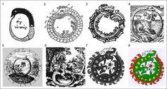 Fractal Sacred Geometry   Fractals, Sacred Geometry, Psychodelic, Spiritual / The Ouroborus ...