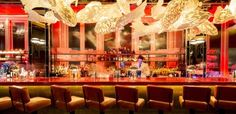 Sexy Fish: Fish but go for cocktails (Mayfair)