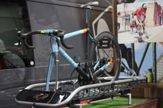 Kuat Ritte Road Bike on Vagabon X Skinny