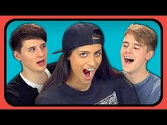 YOUTUBERS REACT TO K-Pop #3 BTS, B.A.P, and EXID! Watch the video! :-)