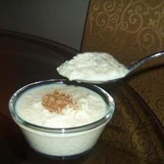 Rice Pudding V