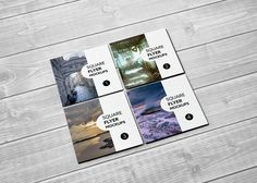 This is Square Flyer Mockups Free Download, design for standard Square size 21x21 cm. Using a smart object, very easy to make your presentations instantly.