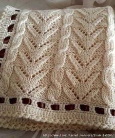 Beautiful blanket. Örgü modelleri