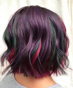 @hairbymch is the artist... Pulp Riot   WEBSTA - Instagram Analytics
