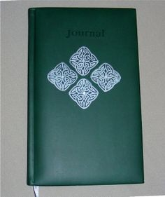 Hey, I found this really awesome Etsy listing at https://www.etsy.com/listing/88093744/writing-journal-lined-four-celtic-knots