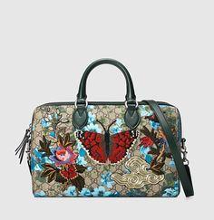 Vous aussi volez comme un papillon avec ce sac Gucci // www.leasyluxe.com #fashion #butterfly #gucci