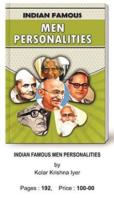 Read this book and get to know about famous Indian personalities you've always heard about. #BookLovers #Books