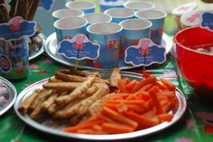 Peppa Pig Birthday Party Ideas | Photo 6 of 19 | Catch My Party