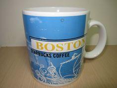 Starbucks Mug CityCup Boston