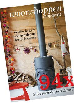 Woonshopper magazine
