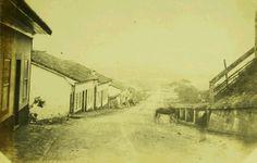 1860 - Ladeira Municipal (Ladeira João Alfredo). Foto de Militão Augusto de Azevedo.