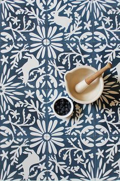 See this Grow House Grow Otomi Cement Tile from Anthropologie. Cement Tiles Bathroom, Mold In Bathroom, Cement Tile Backsplash, Bathroom Flooring, Mosaic Tiles, Wall Tiles, Bathroom Mural, Bathroom Ideas, Bar Tile