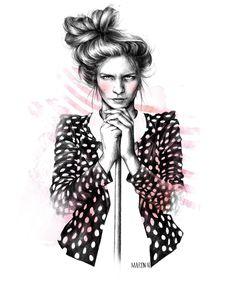 illustrations by marynn01