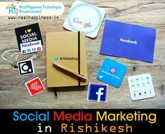 #Social_Media_Marketing is the crucial process of #SEO. At #Real_Happiness; we promote your business or services globally so that it reaches to each & every person.  Our online marketing & branding services make sure to deliver growth to your business and help them in gaining a noticeable presence by targeting potential customer.   Explore more at https://realhappiness.in/  #Social_Media_Marketing_in_India #SEO_in_India #SEO_in_Uttarakhand #Uttarakhand #India