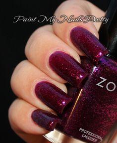 Roxy by Zoya http://www.makeupbee.com/look.php?look_id=82722