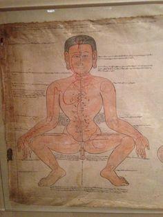 Tibetan Medicine. Rubin Museum of Art, NYC. Photo taken by Samudrasambhava. See…