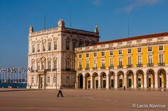 Praça do Comércio, Lisboa - Portugal