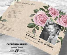 begonia funeral program design bed frame ideas pinterest
