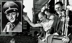 First lady Eva Peron 'allowed Nazis to hide out in Argentina in exchange for treasures looted from rich Jewish families'