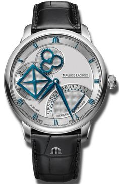 Maurice Lacroix Watch Masterpiece Square Wheel Retrograde #add-content #basel-18 #bezel-fixed #bracelet-strap-aligator #brand-maurice-lacroix #case-material-steel #case-width-43mm #cws-upload #delivery-timescale-call-us #dial-colour-silver #gender-mens #movement-automatic #new-product-yes #official-stockist-for-maurice-lacroix-watches #packaging-maurice-lacroix-watch-packaging #subcat-masterpiece #supplier-model-no-mp6058-ss001-110-1 #warranty-maurice-lacroix-official-2-year-guarantee