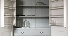 Classic Pantry Cupboard - beautiful