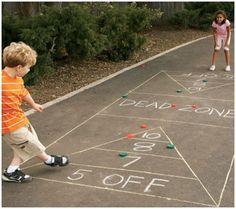 backyard games for kids Team Games, Fun Games, Games For Kids, Games To Play, Backyard Games, Outdoor Games, Outdoor Learning, Outdoor Fun, Playground Games