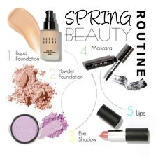 """""""Spring Beauty Routine"""" by mikraykray ❤ liked on Polyvore featuring beauty, Bobbi Brown Cosmetics, Sigma Beauty and Charlotte Tilbury"""