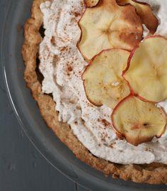 Samantha Bee's apple cider pie