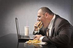 La alimentación puede contribuir a reducir el estrés laboral - Prevencionar, tu portal sobre prevención de riesgos laborales.