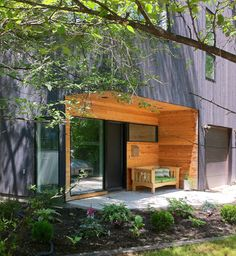 Lyndale House - contemporary - exterior - other metro - Peter Sampson Architecture Studio Inc.
