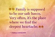 Mother Daughter Conflict Quotes | Iyanla: Fix My Suburban Lie - @Helen Palmer Palmer George #FixMyLife