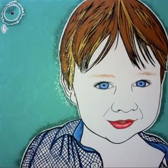 hand painted commissioned portraits by Hannah Stone...prices start at $300 click on photo to go to link https://www.facebook.com/artbyhannahstone