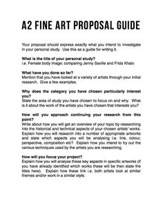 Art Project Proposal Example Best Of Proposal Guide Just Yes In 2019 Free Proposal Template, Business Proposal Template, Proposal Writing Sample, Project Proposal Example, Marketing Proposal, A Level Art Sketchbook, Ap Studio Art, Personal Investigation, What Have You Done