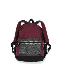 a683874dc07 Campus Backpack - PINK - Victoria s Secret Vs Pink Backpack