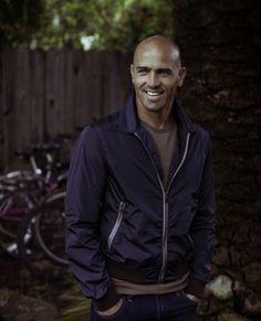 Kelly Slater; Surfer designer Quiksilver & Prada's 'Madras'