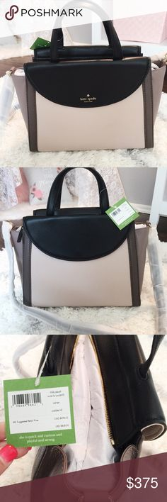 Kate Spade Purse Super cute Kate Spade purse. New with tags. Feel free to ask any questions you may have! kate spade Bags