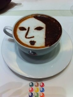 "A piping cup 'o' Jane from ""Daria"" 