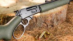 Marlin 1895, Flintlock Rifle, Lever Action Rifles, Fire Powers, Hunting Rifles, Firearms, Shotguns, Guns And Ammo, Revolver