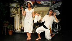 Commedia dell'Arte Perform shows at any venue,shows or Festivals.