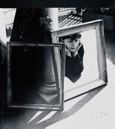 """""""Autoportrait"""", 1938, épreuve gélatino-argentique datée des années 1970"""