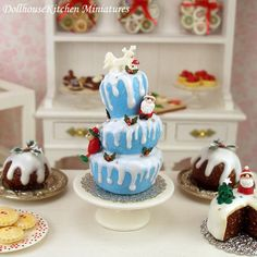 Dollhouse Miniature Food Handmade  Whimsical by DollhouseKitchen