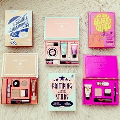 Just In: Benefit All-Star Iconic Kits - Nouvelle Daily