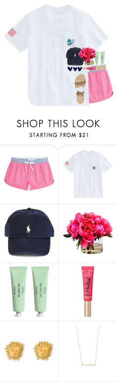 """""""•• 2 Samuel 22:4 ••"""" by livnewell ❤ liked on Polyvore featuring Southern Tide, Vineyard Vines, Polo Ralph Lauren, The French Bee, Byredo, Too Faced Cosmetics, Yves Saint Laurent, Kristen Elspeth and Jack Rogers"""