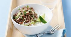 Budget-friendly and easy to make, this tasty turkey mince and rice meal is sure to become a family favourite.