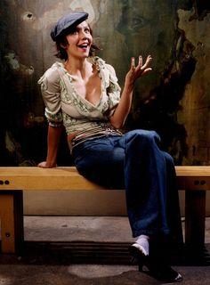 Maggie Gyllenhaal...