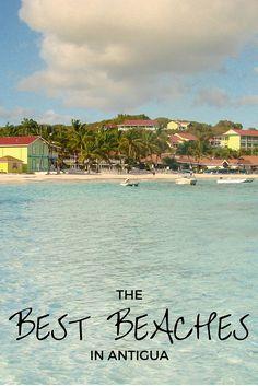 Antigua's best beaches