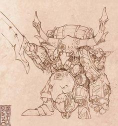 (1) Toutes images de personnage - Confrontation - Aarklash - Rag'Narok - Cadwallon