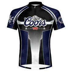 Coors Banquet Team Cycling Jersey at CycleGarb.com and MORE beer jerseys.  A great gift and FREE shipping in the US.  Whether you are riding the Rockies or just love the beer this Jersey LOOKS GREAT
